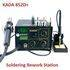 Digital Soldering and SMD Rework Station KADA 852d+