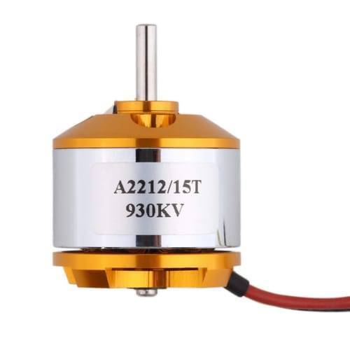 BLDC Motor A2212 930KV Outrunner Brushless DC Motors for RC Helicopter Quadcopter
