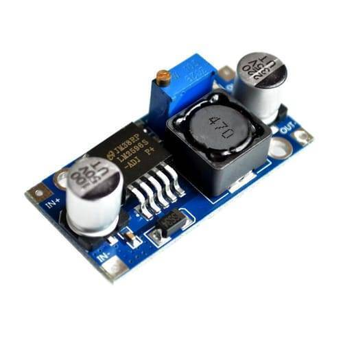 DC To Dc Buck Converter Step Down Module Power Supply LM2596