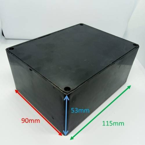 115Mm X 90mm x 53mm ABS Electronics Enclosures Box Project Box