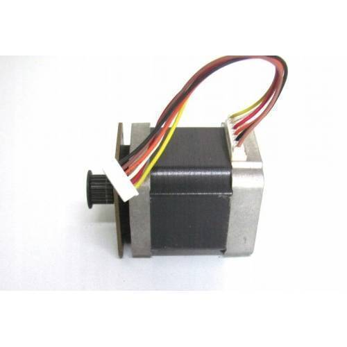A4988 DRV8825 Compatible NEMA 17 Stepper Motor With GT2 Compatible Pulley