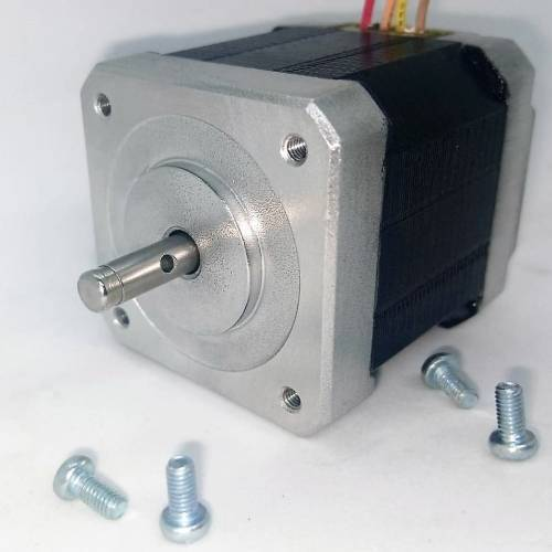NEMA 17 Stepper Motor: Bipolar 1.8 degree, 1.6 ohm For 3D Printer Robotics