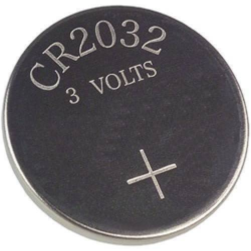 CR2032 3V Coin Cell Battery