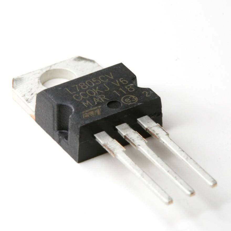 LM7805 7805 Voltage Regulator 5V Voltage Regulator